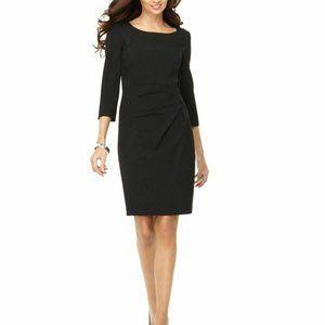 CALVIN KLEIN BLACK DRESS 10P
